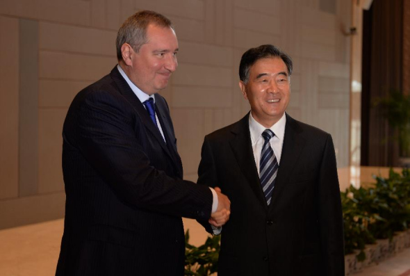 China, Russia agree to push forward pragmatic coop