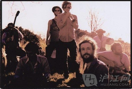 Edward Sharpe & The Magnetic Zeros《Home》:俏皮可爱曲